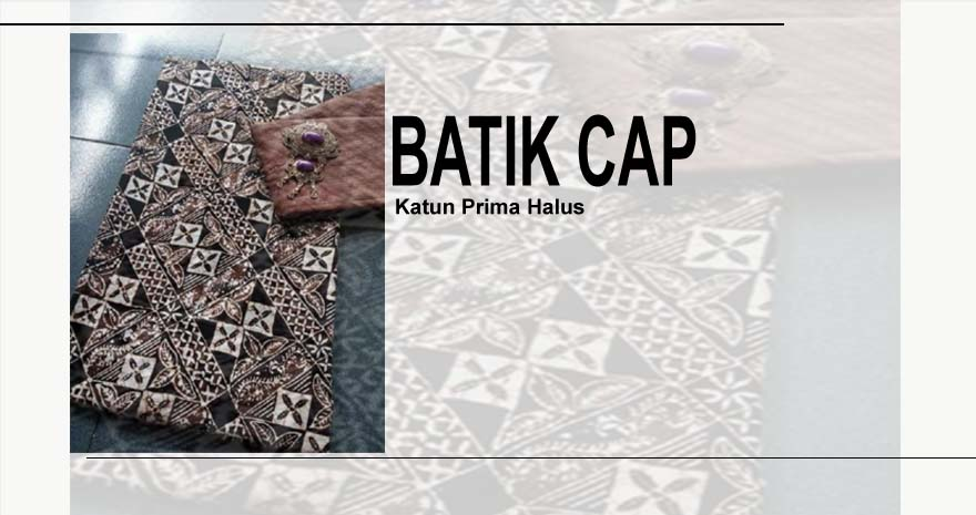 Pusat Penjualan Kain Batik Pekalongan Online 116c9cf06b